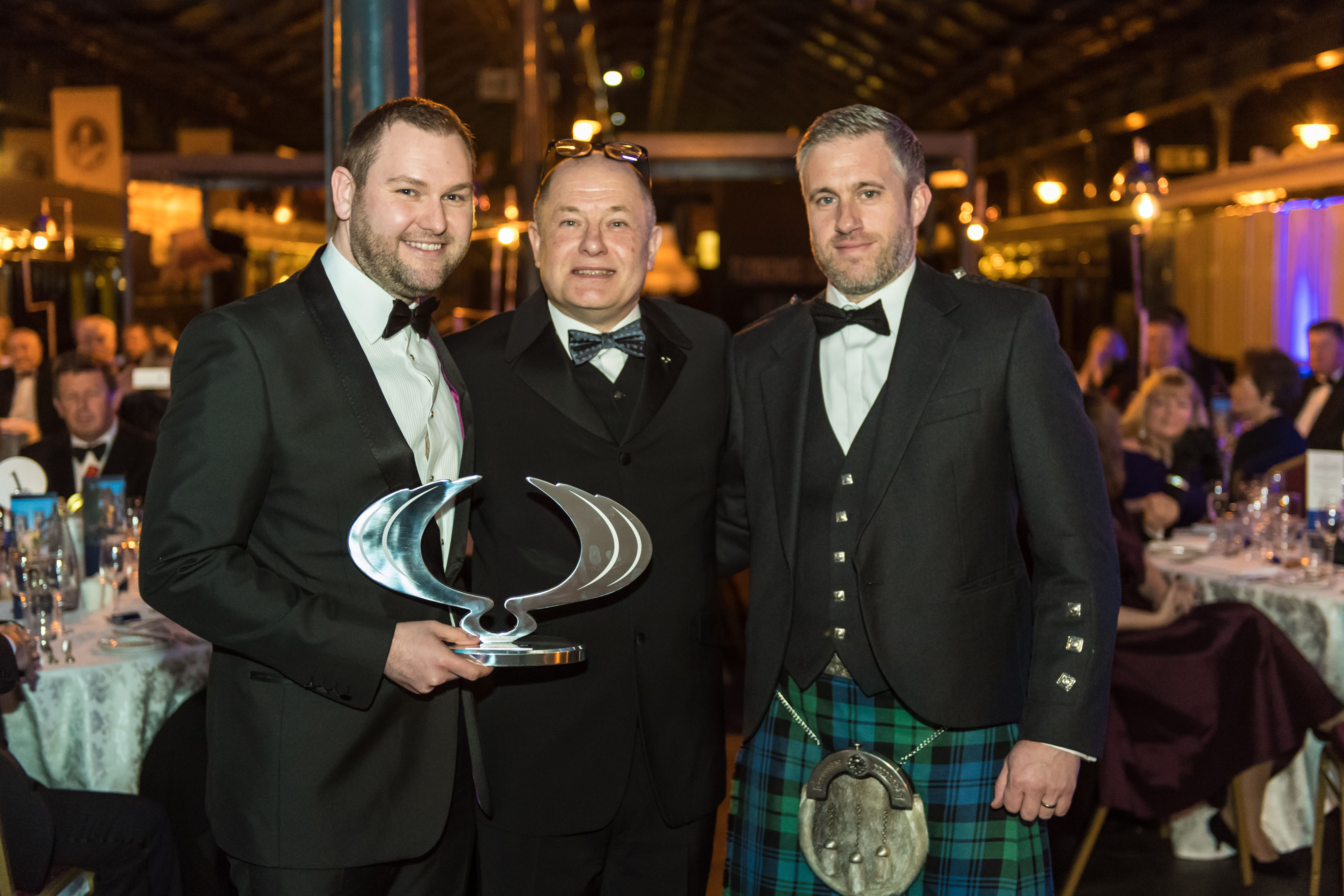 Frasers Win Regional Dealer of the Year!