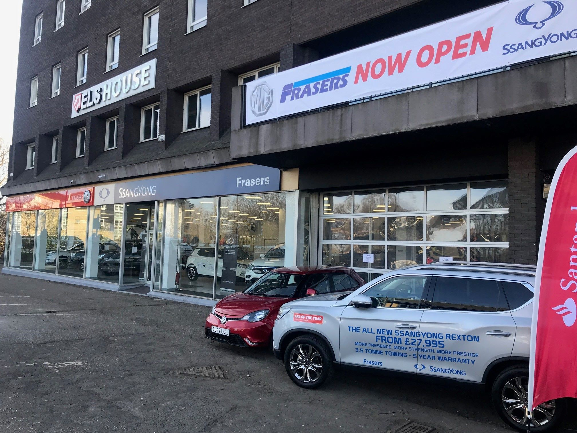 Frasers Edinburgh is Now Open!